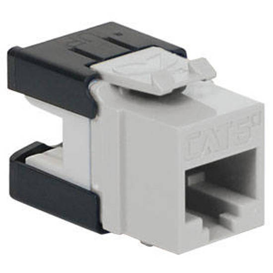 Picture of ICC IC1078GAWH - MODULE, CAT6A, HD, WHITE