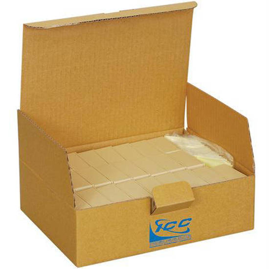 Picture of ICC IC107BC2IV - SURFACE MOUNT BOX, 2-PORT, 25PK, IV