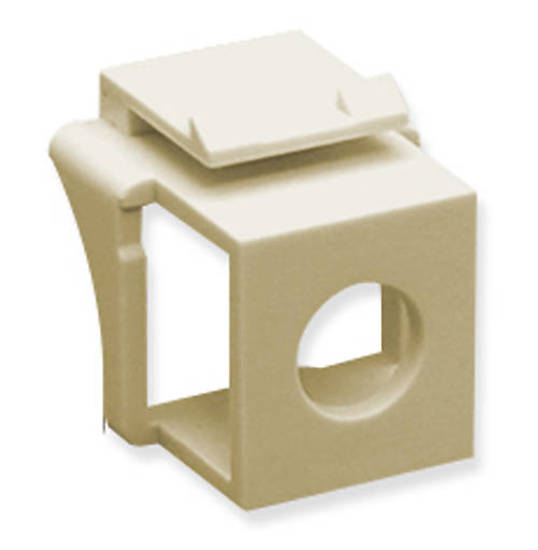 Picture of ICC IC107BN2AL - MODULE, CABLE FEEDTHROUGH, 10PK, ALMOND