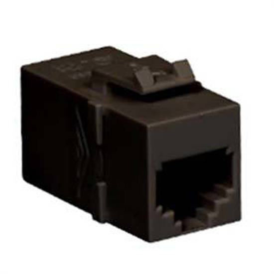 Picture of ICC IC107C6RBK - MODULE, COUPLER, RJ-11, PIN 1-1, BLACK