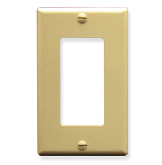 Picture of ICC IC107DFSIV - Decorex Faceplate 1Gang IVORY