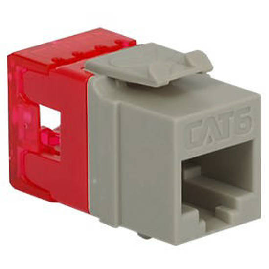 Picture of ICC IC107F6CGY - MODULE, CAT 6, HD, 25PK, GRAY