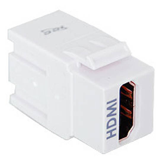 Picture of ICC IC107HDMWH - HDMI MODULAR CONNECTOR WHITE