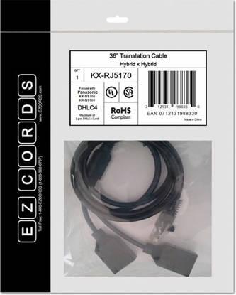 Picture of EZCORDS KX-RJ5170 - DHLC4 NS700 Translation Cable