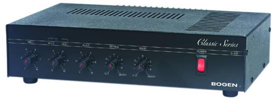 Picture of Bogen C60 - 60W amplifier