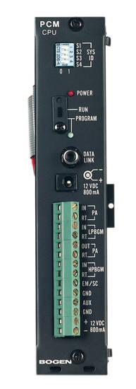 Picture of Bogen PCMCPU - CPU
