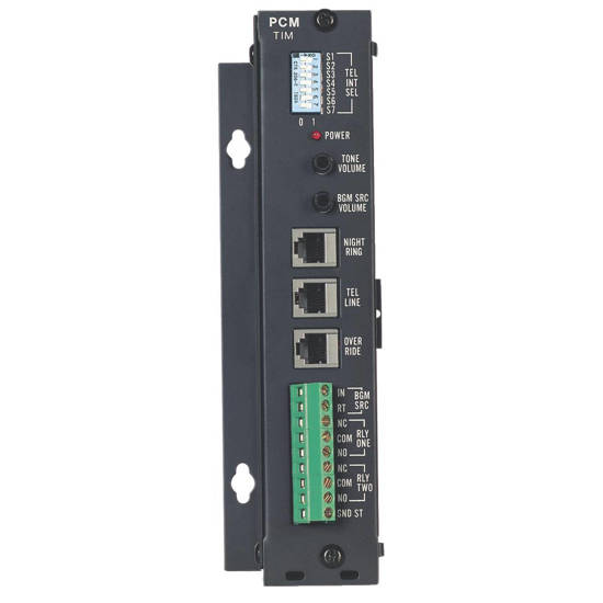 Picture of Bogen PCMTIM - Telephone Interface Module for PCM2000