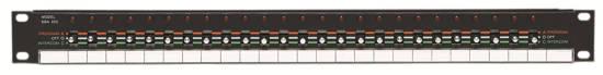 Picture of Bogen SBA225 - Station Selector Panel