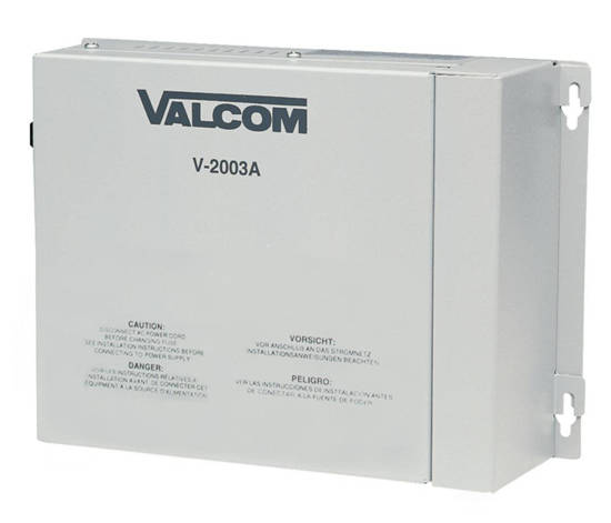 Picture of VALCOM V-2003A - Page Control - 3 Zone 1Way
