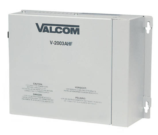 Picture of VALCOM V-2003AHF - Page Control - 3 Zone Talkback