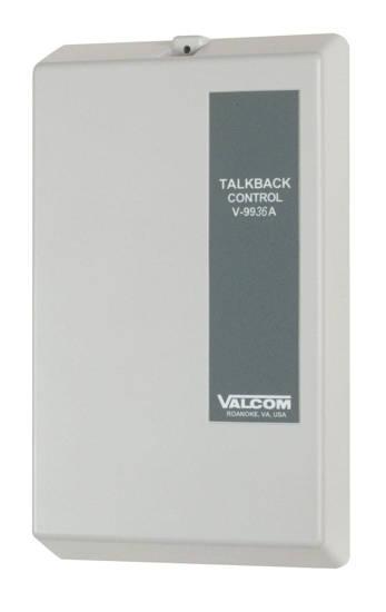 Picture of VALCOM V-9936A - 6-Line Audible Ringer Unit