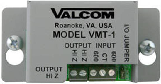 Picture of VALCOM VMT-1 - Matching Transformer Line Inpu
