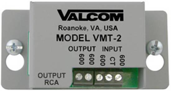 Picture of VALCOM VMT-2 - 600 OHM Isolation Transformer