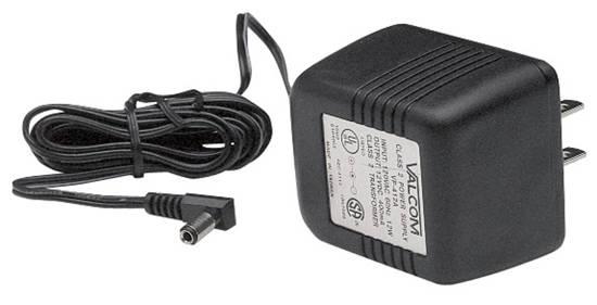 Picture of VALCOM VP-412A - Valcom 12 vdc Power Supply for V-2952