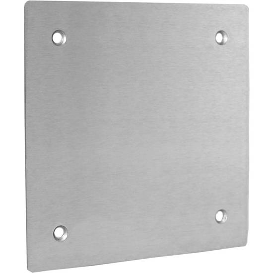 Picture of Viking Electronics 260095 - Blank aluminum faceplate for VE-5X5