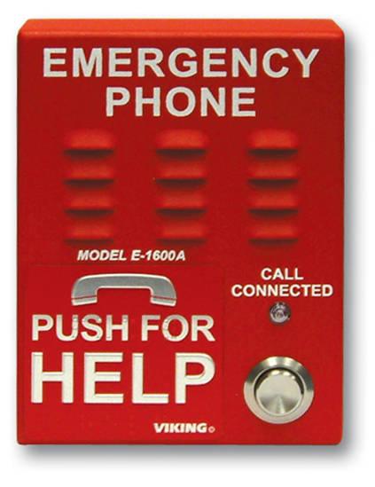 Picture of Viking Electronics E-1600A-EWP - Viking Emergency Dialer w/ EWP