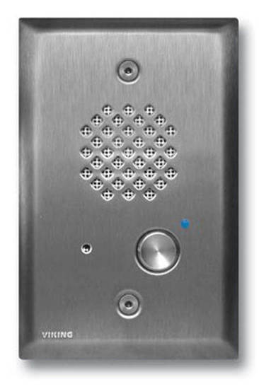 Picture of Viking Electronics E-40-SS - Viking Door Box - Stainless Steel