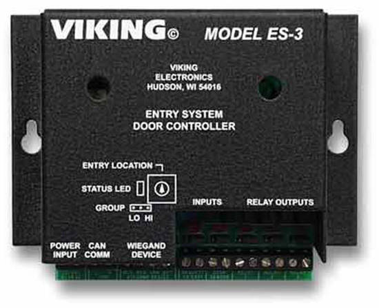 Picture of Viking Electronics ES-3 - Entry System Door Controller for AES