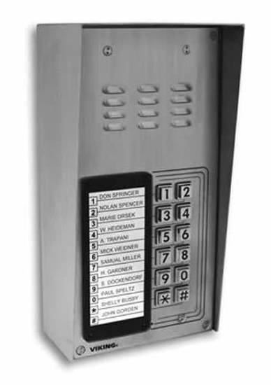 Picture of Viking Electronics K-1200-EWP - 12 Button Apartment Entry Phone