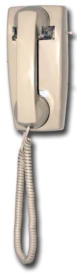 Picture of Viking Electronics K-1900W-2ASH - Viking Hotline Wall Phone - Ash