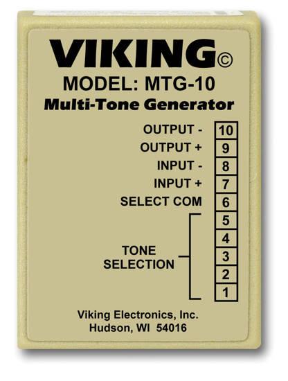 Picture of Viking Electronics MTG-10 - Viking Multi-Tone Generator