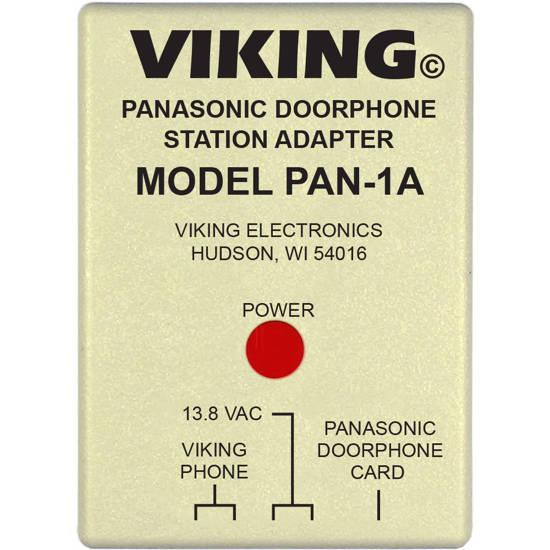 Picture of Viking Electronics PAN-1A - Panasonic Doorphone Interface
