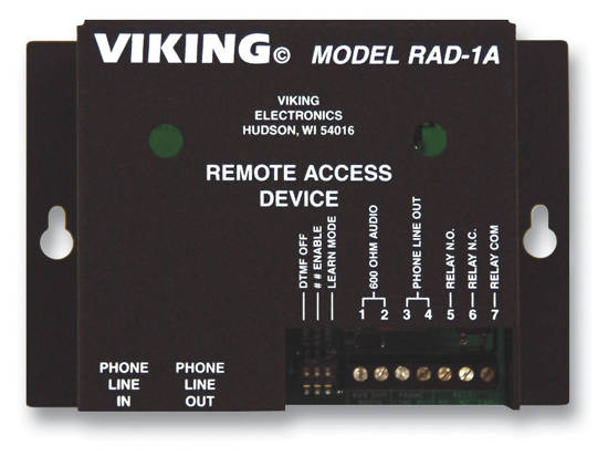 Picture of Viking Electronics RAD-1A - Remote Access Device