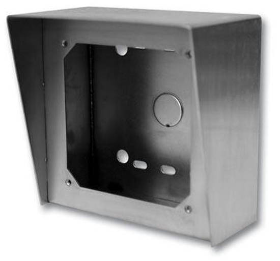 Picture of Viking Electronics VE-5X5-SS - Stainless Steel Surface Mount Box