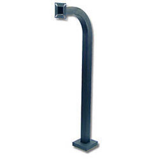 Picture of Viking Electronics VE-GNP-IG - Black Gooseneck Pedestal