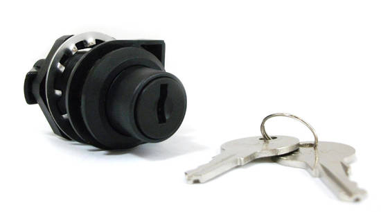 Picture of Viking Electronics VE-PBL - Push Button Lock for All VE Boxes