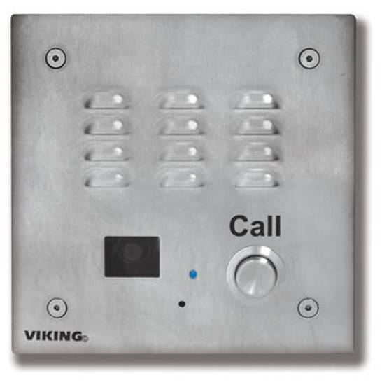 Picture of Viking Electronics W-3005 - Doorbox with Color Video Camera
