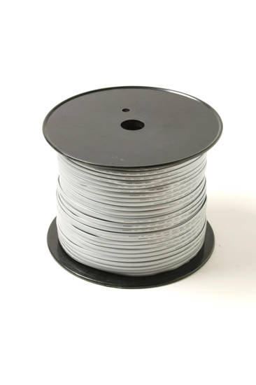 Picture of Steren 1000S4SV - 301-840SL STEREN FLAT LINE CORD SILVER