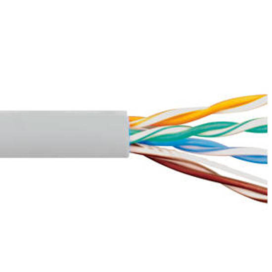 Picture of ICC ICCABR5EWH - CAT5e CMR PVC CABLE WHITE