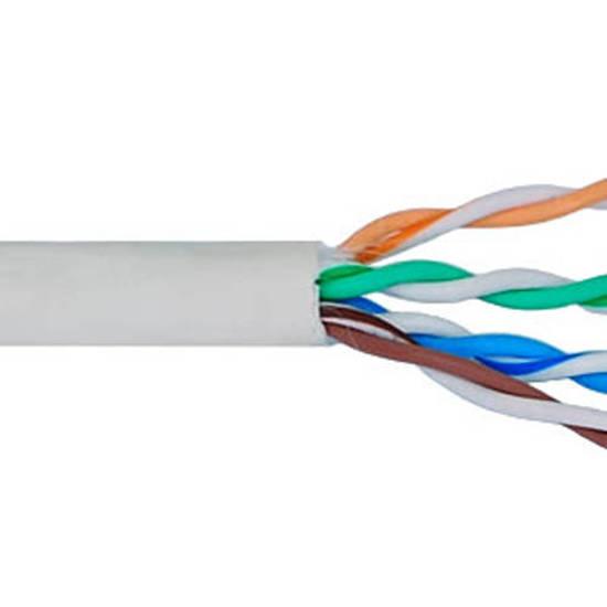 Picture of ICC ICCABR6VWH - CMR CAT6 UTP 500 MHz (NO SPLINE)