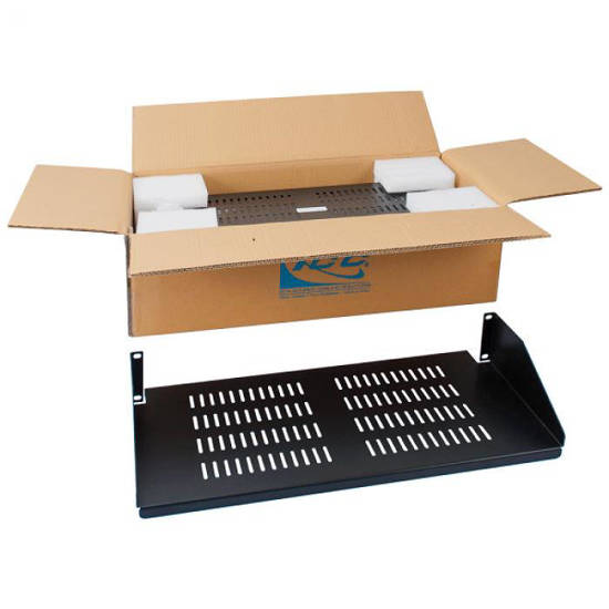 Picture of ICC ICCMSRSVC1 - RACK SHELF, 10in SINGLE VENTED,2RMS, 2PK