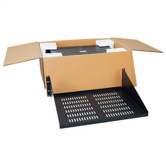 Picture of ICC ICCMSRSVC2 - RACK SHELF, 15in SINGLE VENTED,3RMS, 2PK