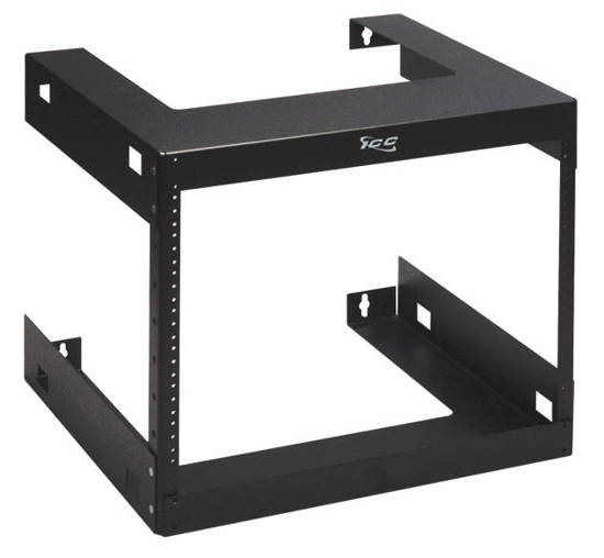 Picture of ICC ICCMSWMR08 - RACK, WALL MOUNT, 18in DEEP, 8 RMS