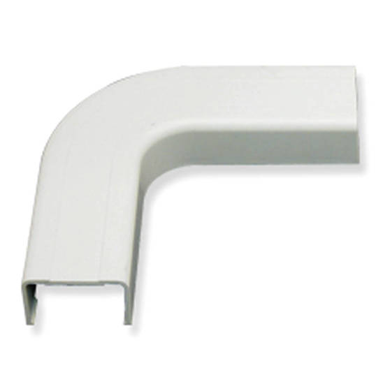 Picture of ICC ICRW11EOWH - FLAT ELBOW, 3/4in, WHITE, 10PK