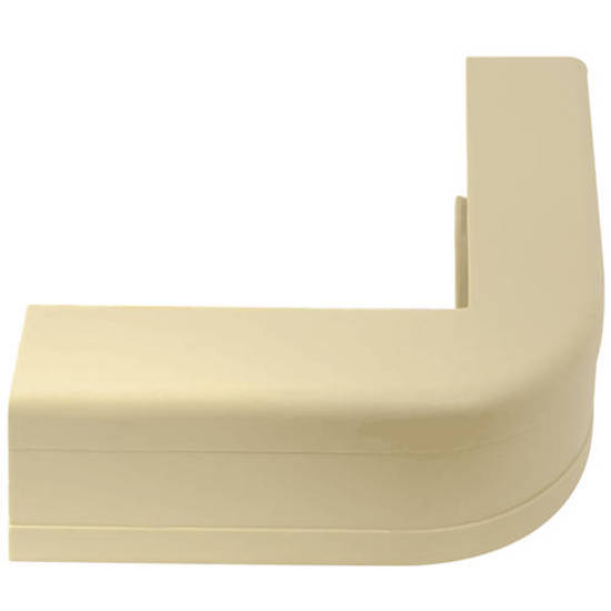 "Picture of ICC ICRW12OCIV - OUTSIDE CORNER COVER,1 1/4"", IVORY, 10PK"