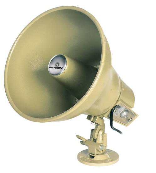 Picture of Bogen AH15A - Bogen 15 watt Amplified Horn