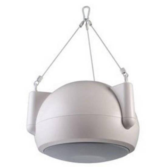 Picture of Bogen MPS1W - Hanging Pendant Speaker 70V WHITE