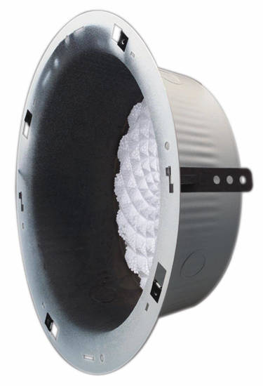 Picture of Bogen RE84 - Round Recessed Ceiling Speaker Enclosure