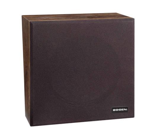 Picture of Bogen WB1EZ - Bogen Wall Baffle Speaker  Walnut