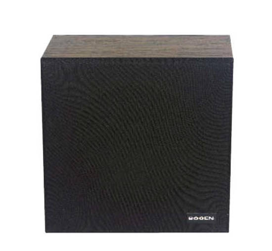 Picture of Bogen WBS8T725V - Wall Baffle Speaker Recessed Vol Contr