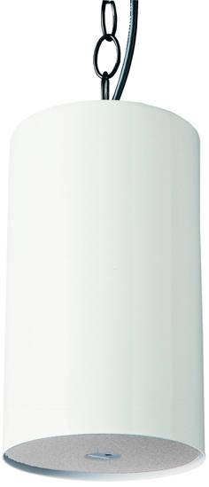 Picture of VALCOM V-1015B-WW - Pendant Speaker 5W White on White Grill