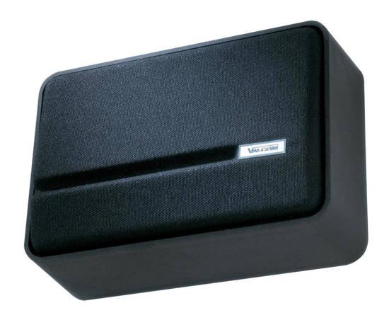 Picture of VALCOM V-1046-BK - Talkback SlimLine Speaker - Black