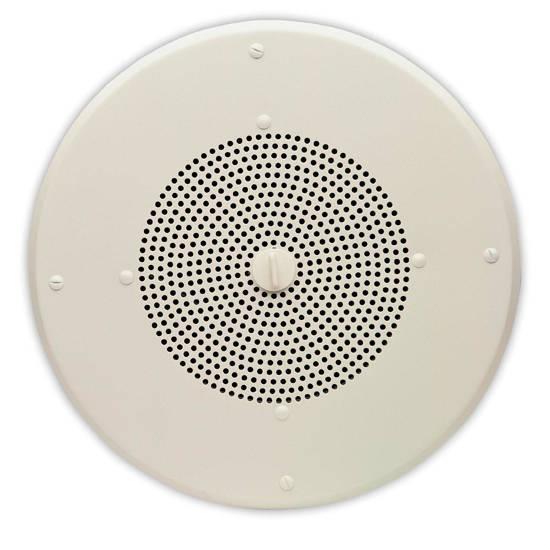 Picture of VALCOM V-1060A - 8in Talkback Ceiling Speaker