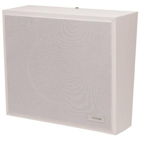 Picture of VALCOM V-1061-WH - Talkback Wall Speaker - White