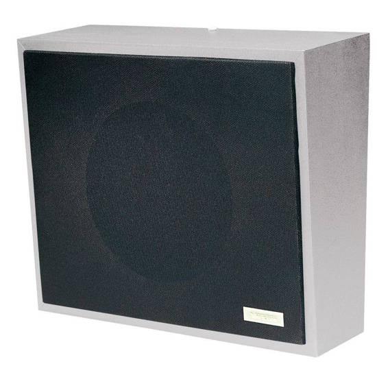 Picture of VALCOM V-1071 - Talkback Metal Wall Speaker