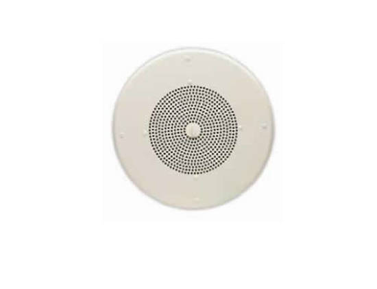 Picture of VALCOM V-1220 - 8 inch ceiling speaker dual-input